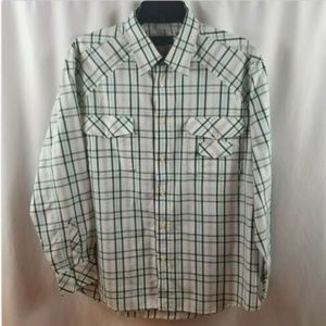 ROCAWEAR 1999 2XL Men's Multi-Color Dress Shirt